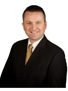 Stephen Robinson - Real Estate Agent