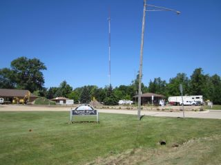 Located across the street from North Park Campground.