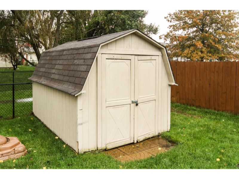 25 Shed