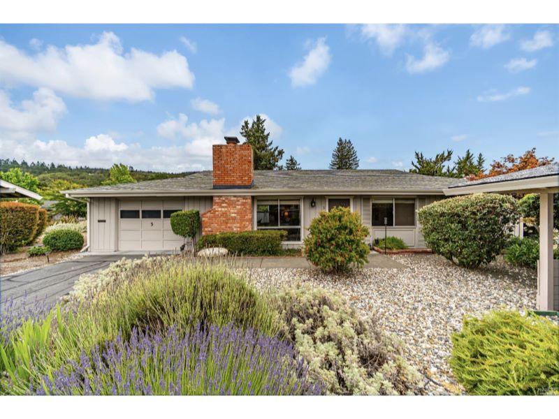 3 Fallgreen Court,  Santa Rosa, CA 95409