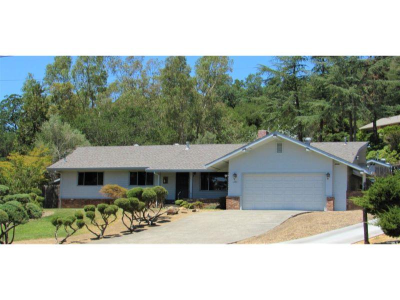 226 Monte Vista Drive,  Napa, CA 94559