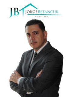 Jorge Betancur - Real Estate Agent