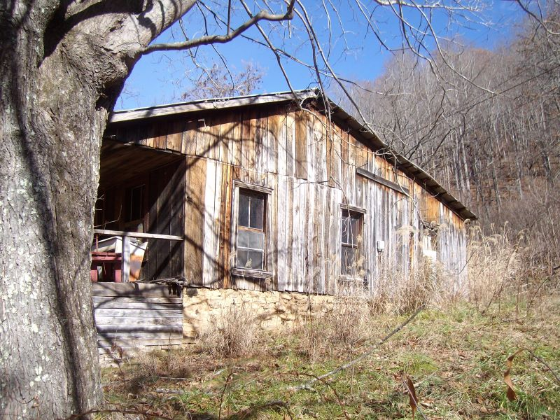 Old Family homeplace